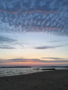 Cape Cod Beach Vacation - Wellfleet Harbor