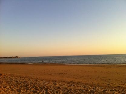 Cape Cod Beach Vacation - Wellfleet Harbor Shore